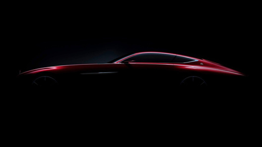Mercedes-Benz готовит к премьере купе Maybach