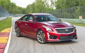 В России открылись продажи головокружительно быстрого Cadillac