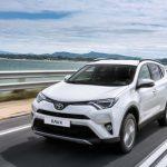 Toyota RAV4 теперь собирают в России