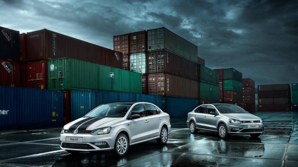 Volkswagen назвал рублевые цены на «подогретый» Polo GT
