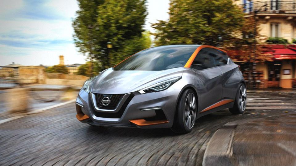 Самый маленький Nissan с автопилотом появится через 10 лет