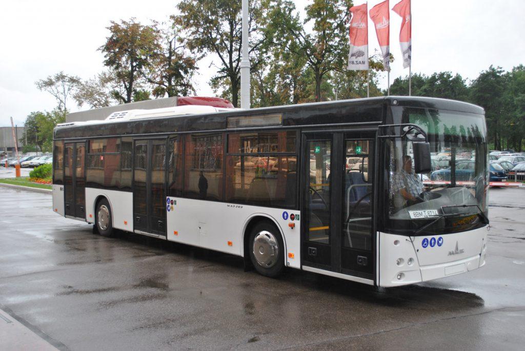 МАЗ создал новый автобус специально для Европы
