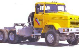 Седельный тягач КрАЗ-6443