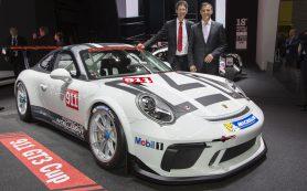 Новый суперкар Porsche не пустят на дороги