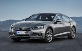 У новой Audi А5 Sportback появится версия для экономных