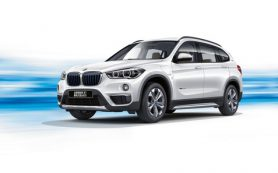 Удлиненный BMW X1 получил электромотор