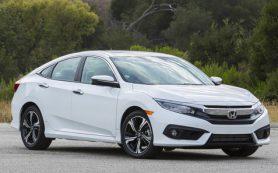Honda привезет в Париж европейскую верию Civic