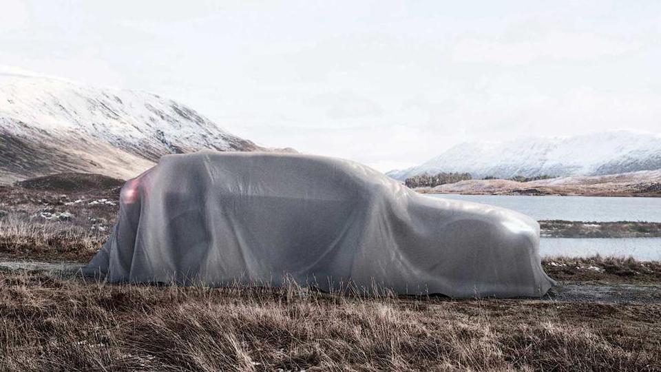 Volvo показала силуэт вседорожного универсала