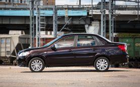 У седана Datsun on-DO появится «городская модификация»