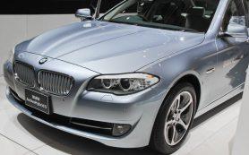 Новая BMW 5-й серии получит автопилот