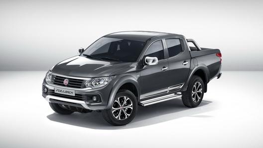 В России начались продажи «близнеца» Mitsubishi L200