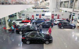 Продажи подержанных автомобилей в России продолжают расти