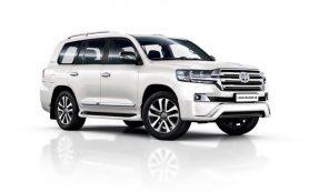 Toyota Land Cruiser 200: россиянам предложат новую спецверсию
