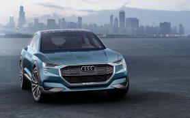 Audi выпустит три электрокара до 2020 года