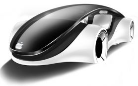 Компания Apple похоронила проект собственного автомобиля