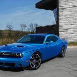 Dodge Challenger первым среди масл-каров получит полный привод