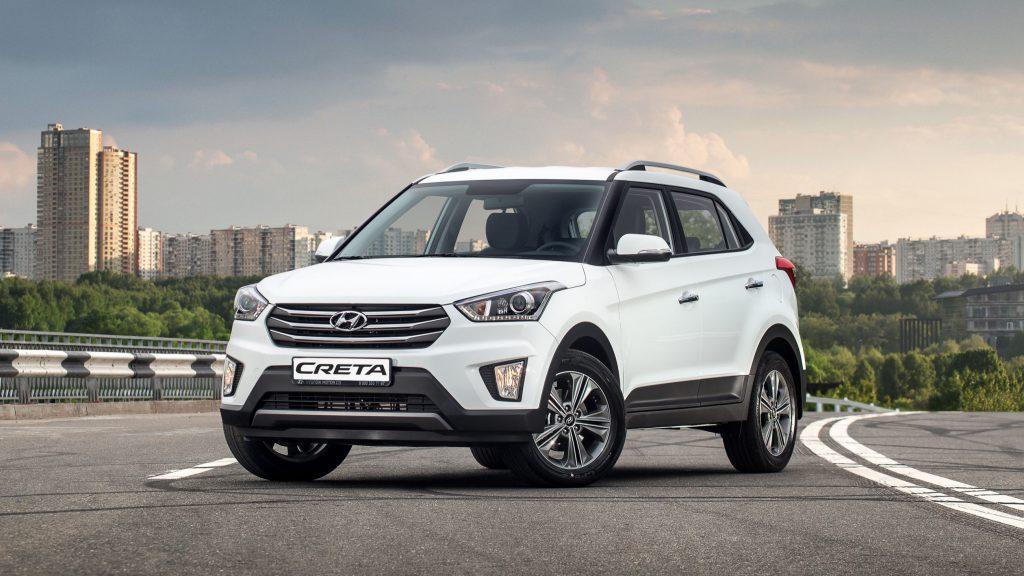 Hyundai Creta подорожал второй раз за два месяца