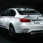 Для седана BMW M3 создали карбоновое антикрыло в стиле DTM