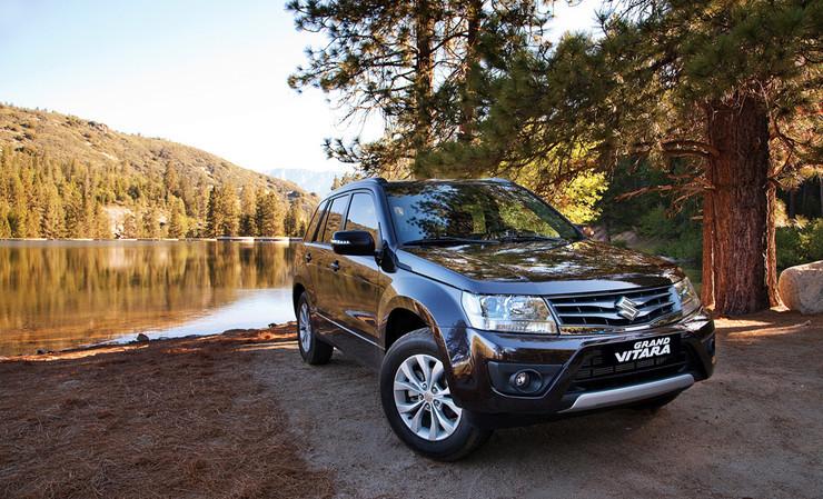 Suzuki не будет больше продавать Grand Vitara