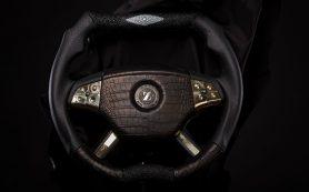 Dartz построит внедорожник с рулем из золота и бриллиантов