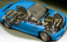 Трение в узлах и агрегатах автомобиля