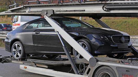 Mercedes-Benz готовит к премьере новое купе