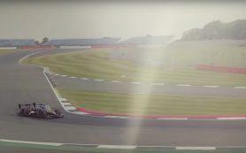 Гоночные беспилотники проехали по трассе Формулы-1
