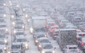 Снегопад в Москве: апокалипсис ожидается в четверг и пятницу