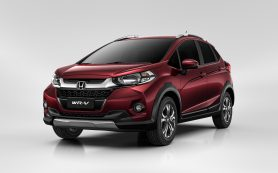 Новый недорогой кроссовер Honda: премьера состоялась