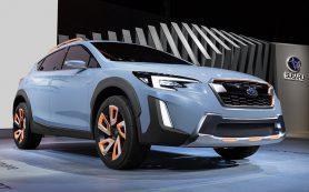 Следующий Subaru XV привезут в Россию через год