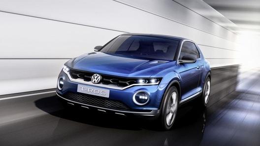 Volkswagen покажет в Женеве кроссовер на базе Golf