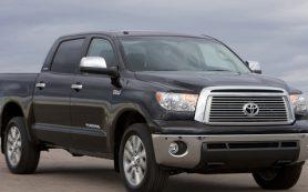 Toyota заплатит 3,4 млрд долларов за ржавые пикапы
