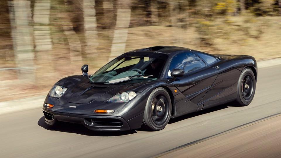 Клиент McLaren подтвердил разработку преемника суперкара F1
