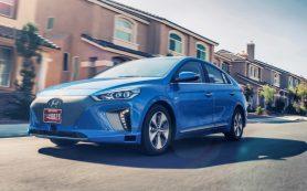Hyundai испытает на улицах Лас-Вегаса беспилотные гибриды