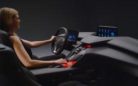 Acura показала в Лос-Анджелесе автомобильный интерьер будущего