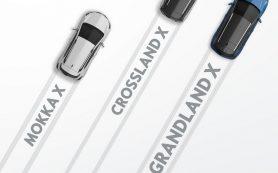 Opel готовит кроссовер под названием «Большая земля»