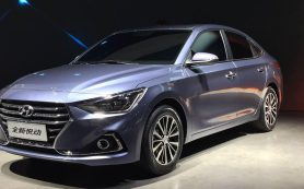 Hyundai заполнил нишу между Solaris и Elantra новым седаном