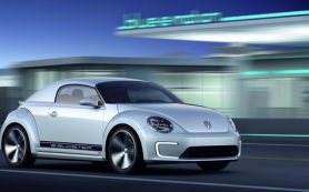Volkswagen собирается продавать по миллиону электрокаров в год