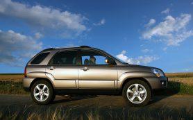 Российские владельцы Kia Sportage могут не опасаться возгорания