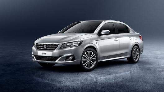 Компания Peugeot обновила свой бюджетный седан