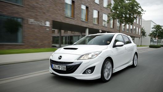 Mazda вернет к жизни «горячие» модели MPS