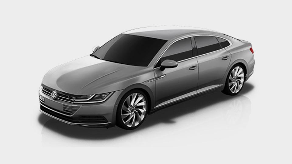«Артеон» — новый большой Volkswagen