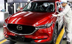Стартовало производство новой Mazda CX-5