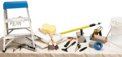 Инструменты, нужные для ремонта квартиры