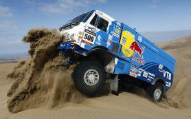 «КамАЗ» может уйти из легендарных гонок «Дакар»