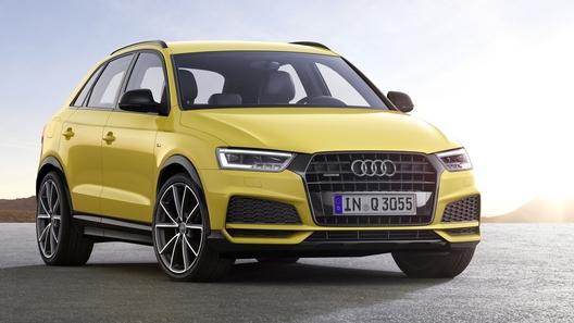 Новая Audi Q3 станет очередной жертвой даунсайзинга