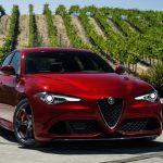 """Alfa Romeo Giulia получит """"подогретую"""" версию"""