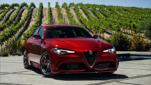 Alfa Romeo Giulia получит «подогретую» версию