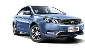 В России отзывают на ремонт китайские автомобили Geely