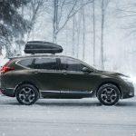 Автомобили Honda получат беспилотные системы от Google